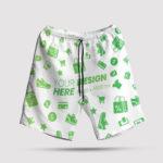 print on demand shorts