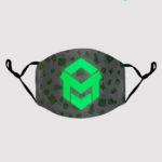 Premium luminous stretch to fit 3d mask