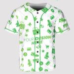 custom all over print baseball jersey