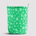 print on demand laundry basket
