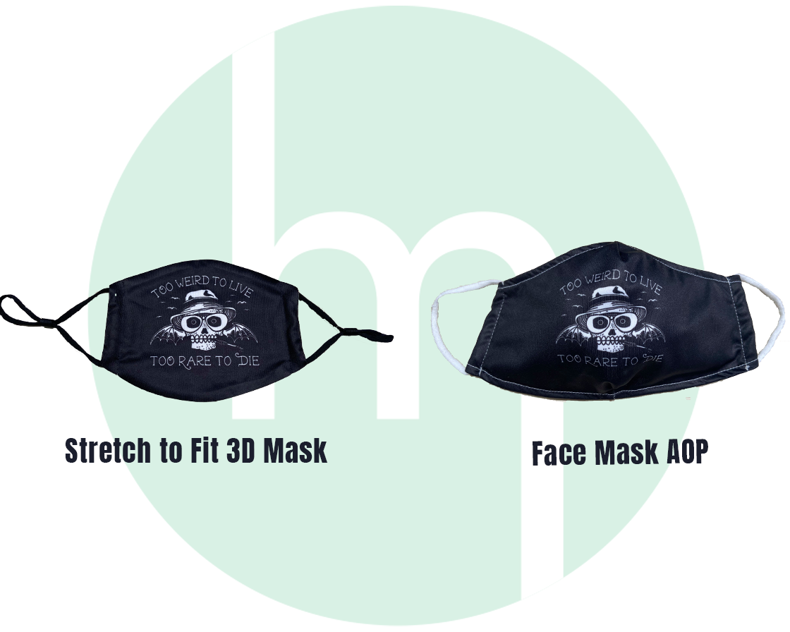 so sánh mask 3D & mask stretch-to-fit-3d