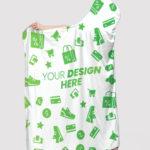 Custom All Over Print Hooded Blanket