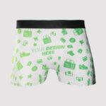Custom All Over Print Men's Boxer Briefs