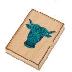 custom wooden puzzle