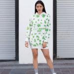 custom print on demand hoodie dress 1