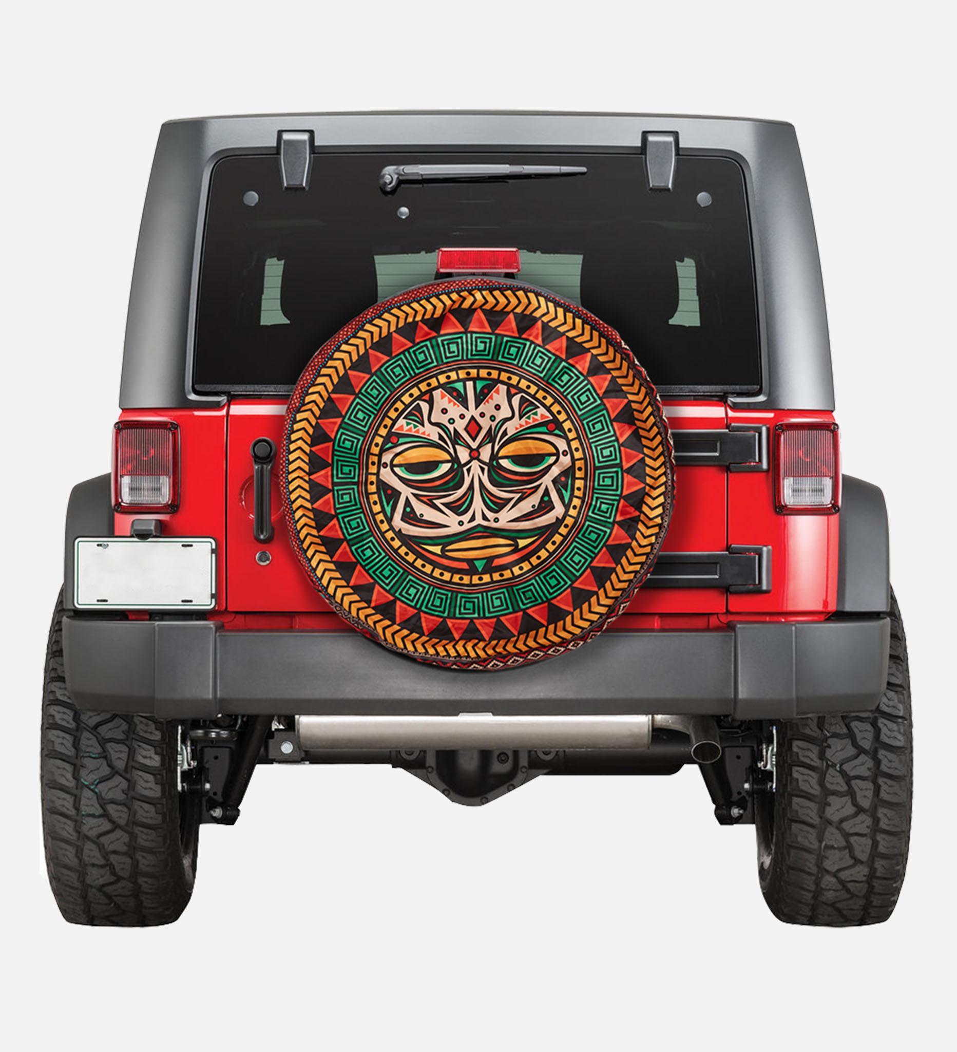 custom spare tire cover