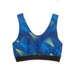 custom all over print sport bra 1