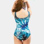 custom all over print swimsuit