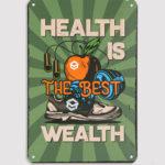 customize Decorative Metal Sign