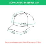 AOP Classic Baseball Cap 2 (2)