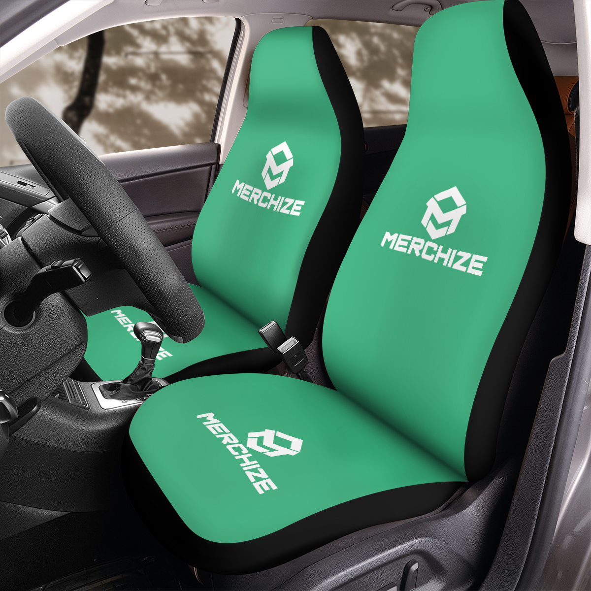 custom front car seat cover
