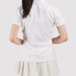 custom make your own women polo shirt