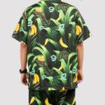 custom personalize pocket hawaiian shirt