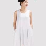 custom personalize sleeveless dress
