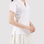 custom personalized women polo shirt