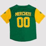 Custom Print On Demand Baseball Jersey 3D Without Binding