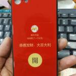 Phone case glass