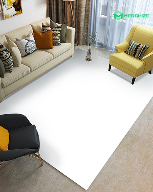 Foldable Rectangular Floor Mat